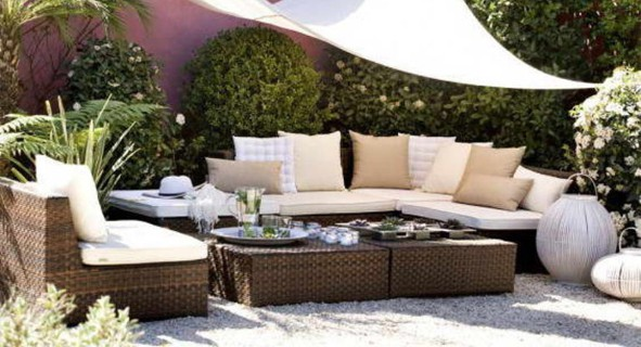 Sof s chill out como crear tu zona de relajaci n for Chill out jardin