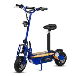 Patinete-Scooter Eléctrico 1600/2000W Blue