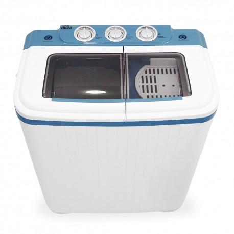 Lavadora portatil centrifugado Ibiza 5kg Ropa