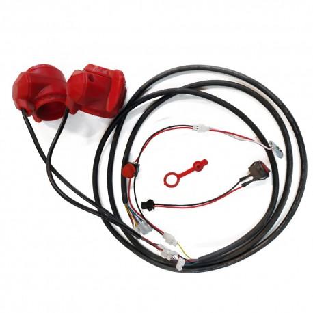Kit acelerador, freno, cableado y botonera patinete Jazz