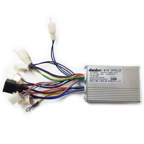 Controlador 36V 500W para patinete eléctrico o quat