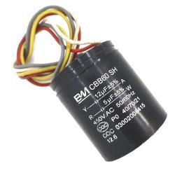 Condensador para lavadora CBB60 SH