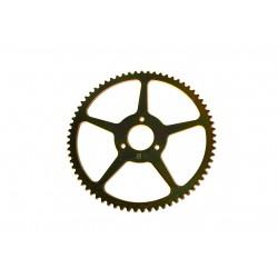 Plato cadena Zocchi 69 dientes 142mm Pit Bike ATV quad