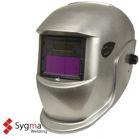 Máscara de soldar Sygma Advanced Silver