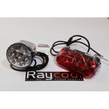Kit de Luces Leed para Raycool