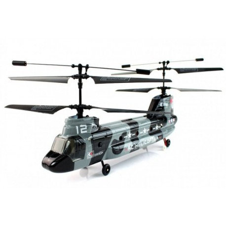Helicóptero Tandem Esky