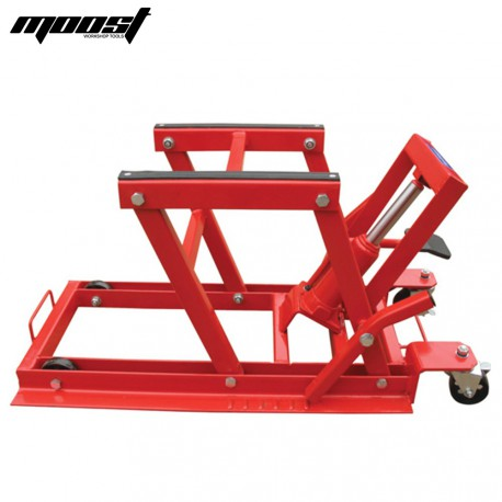 Elevador ideal para motos y quads