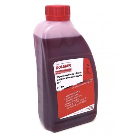 Aceite Dolmar para motores 2T 1L