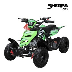 Quad eléctrico Sherpa Monster 49cc