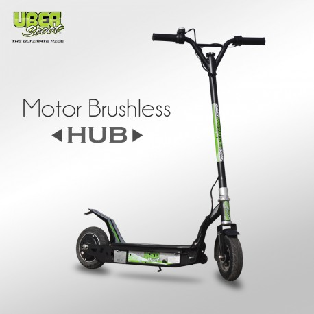Patinete eléctrico Uber Scoot 250W Brushless y Litio