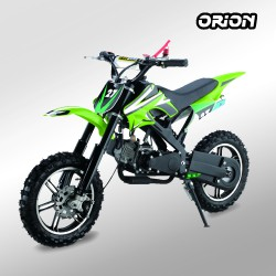 Moto de Cross Pit Bike Infantil Orion 27 49cc