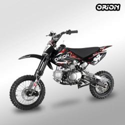 Moto Cross 125cc Pit Bike Apollo Orion AGB-37 CRF