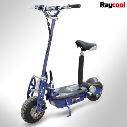 Patinete electrico Raycool 1000w Carbon Blue