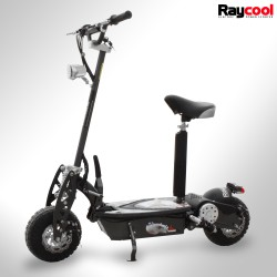 Patinete eléctrico Raycool 1000W Carbon Black
