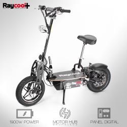RESERVAR Patinete eléctrico Raycool+ 1900W HUB ASTEROID