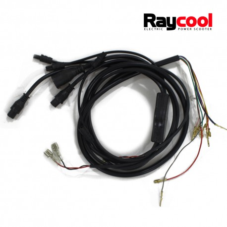 Set de Cables completo para Patinetes Raycool