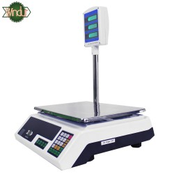 Balanza Digital Windur con torre LCD ML2