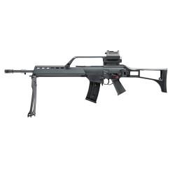 Subfusil asalto H&K G36 Sniper EBB 140 Disp electrica - 6 mm