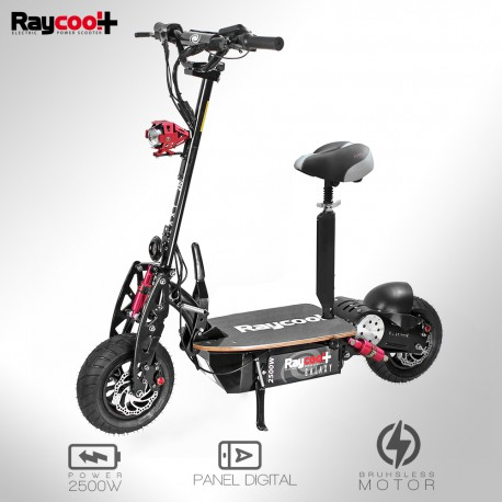 Patinete eléctrico Raycool+ GALAXY 2500W Litio