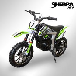 Moto eléctrica Sherpa Racing M1 800W