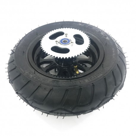 "Llanta + neumático tubeless 6.5"""
