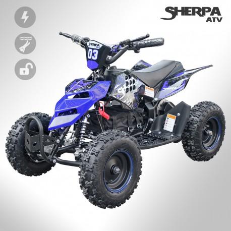 Quad eléctrico Sherpa 800W Tox