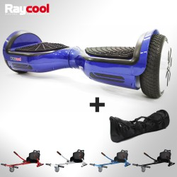 Hoverboard Raycool i6 Blue Bluetooth + Hoverkart