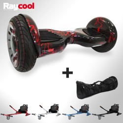 Hoverboard Raycool i10 con app + Hoverkart