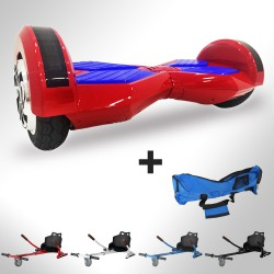 Hoverboardt i8 Azul bluetooth