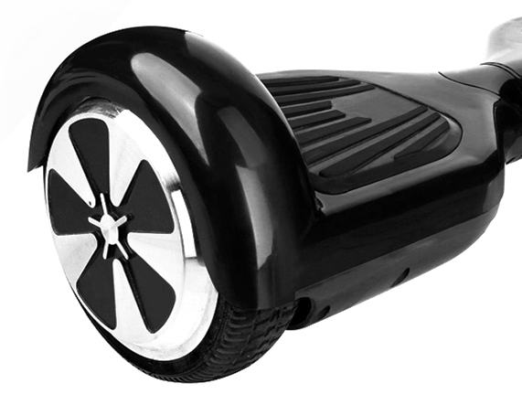 Hoverboard i6 700W Bluetooth Black