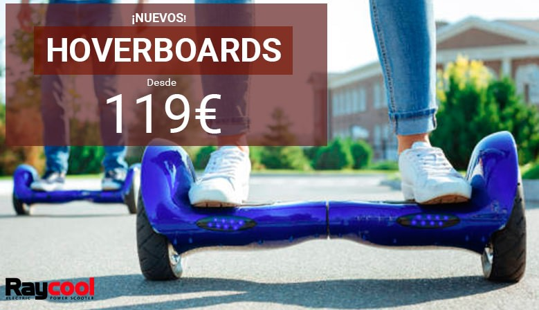 Hoverboards Raycool